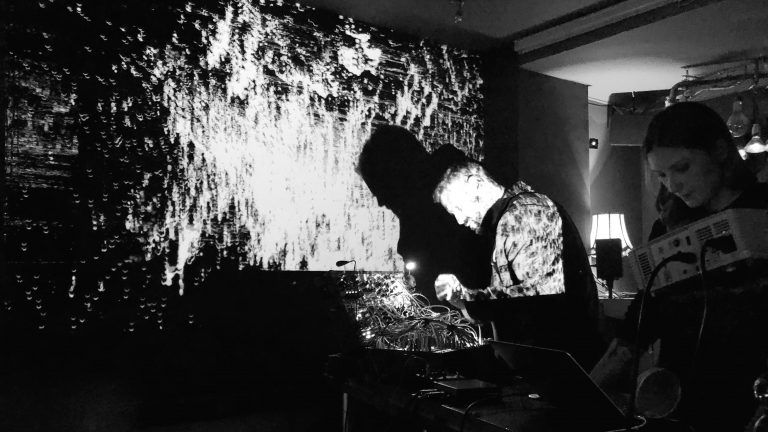 Live visual performance with HHNOI in Cologne, Germany for C/O Pop Festival - May 5, 2019